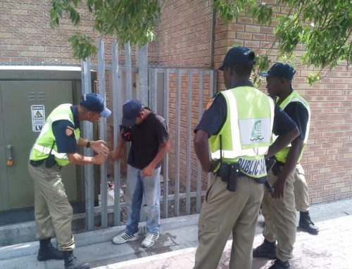 Strand CID public safety officers on the beat every day