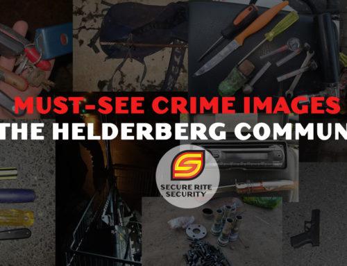 Must- See Crime Images in the Helderberg Community