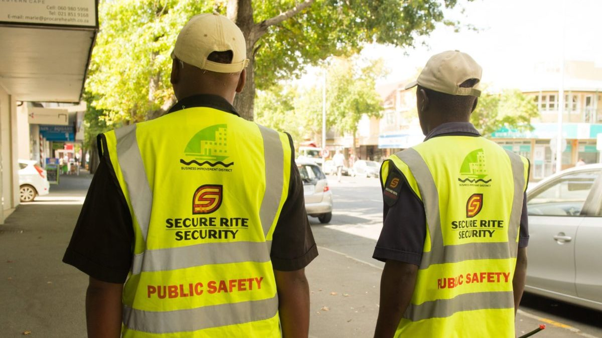 Secure Rite Pty (Ltd) - PUBLIC SAFETY OFFICERS