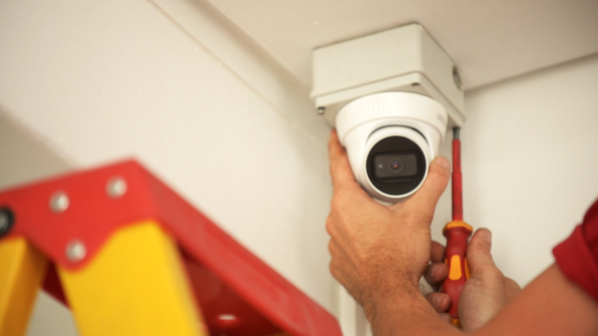 Secure Rite Pty (Ltd) - TECHNICAL: INSTALLATION OF ALARM SYSTEMS & CCTV
