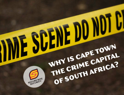 Why is Cape Town the Crime Capital of South Africa?