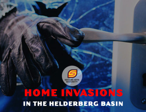 Home invasions in the Helderberg Basin –  what we need to know now