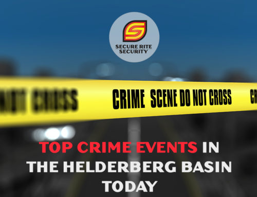 Top crime events in the Helderberg Basin and how to protect against them